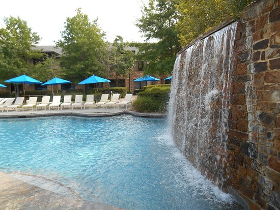 The Woodlands, TX: Just beautiful waterfall