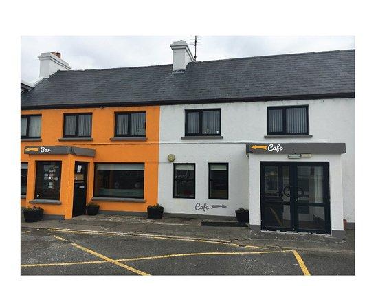 Achill Island, Ιρλανδία: The Cafe