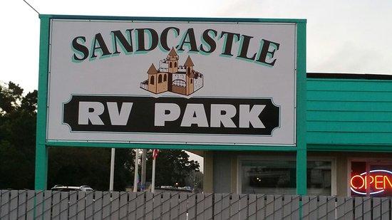 Long Beach, WA: Sand Castle RV Park