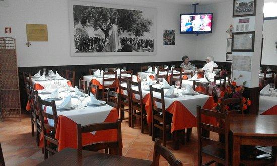 Idanha-a-Nova, البرتغال: Restaurante Nosso Senhora do Almortao
