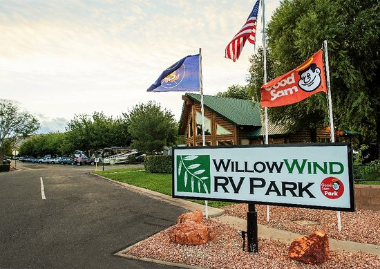 Hurricane, UT: WillowWind RV Park