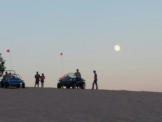 Mears, ميتشجان: Sunset tour...and Moon light tour.