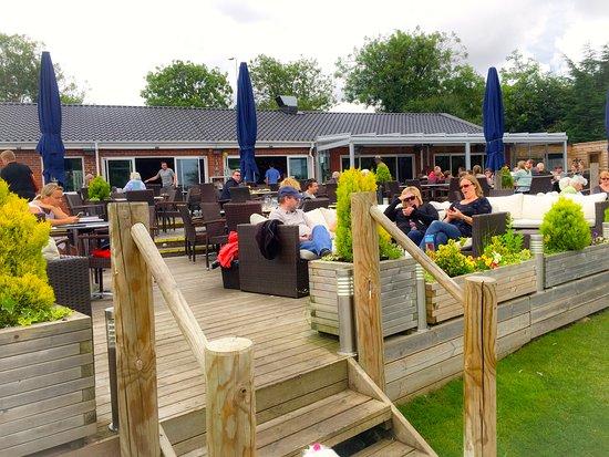 Benson, UK: Waterfront Cafe