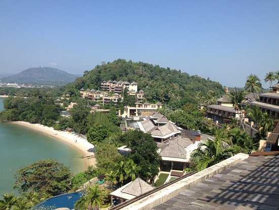 The Westin Siray Bay Resort & Spa Phuket: From my balcony!