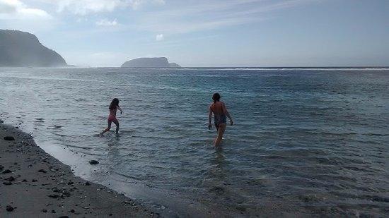Saleapaga, Σαμόα: Playa del B&B