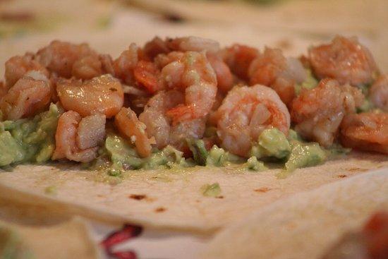 Rosa Mexicano: Burrito