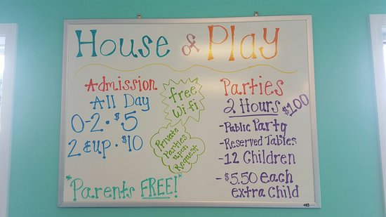 Harrison, AR: House of Play