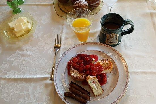 Two Rivers, WI: Breakfast!