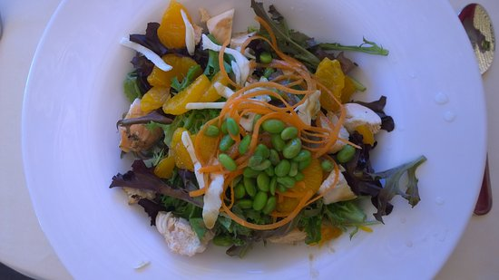 West Point, NY: Asian Chicken Salad