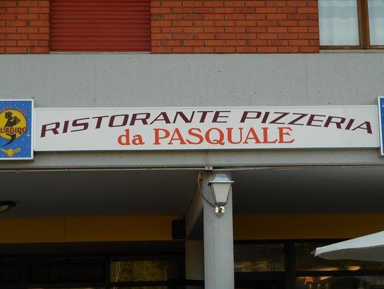 Pizzeria Ristorante Da Pasquale: Reasonably priced