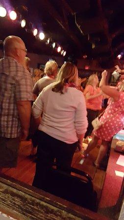 Stillwater, MN: inside was packed