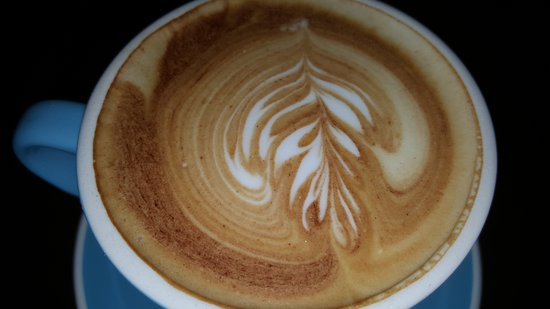Bathurst, Australia: Barista coffee