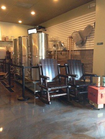 Fuquay-Varina, NC: Brewing