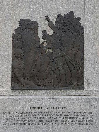 treaty of fallen timbers