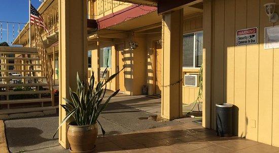 ซันนีไซด์, วอชิงตัน: Front Property