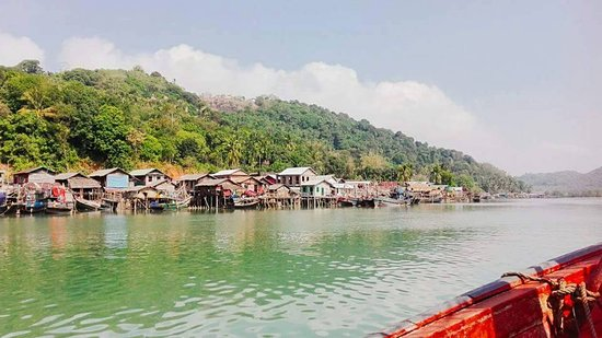 Go-Southern Myanmar