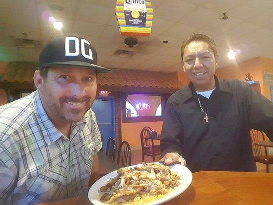 Warner Robins, GA: Here is some Yummy good Mexican food.
