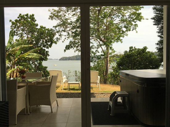 Boca Chica, Panamá: View from the room
