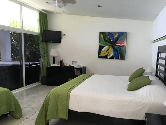 Hotel Bocas del Mar: The room
