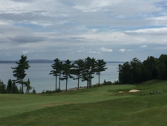 Bay Harbor Golf Club: Links and Quarry nines are some of the best golf anywhere in the world!