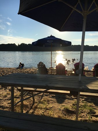 Chestertown, MD: Sandbar restaurant