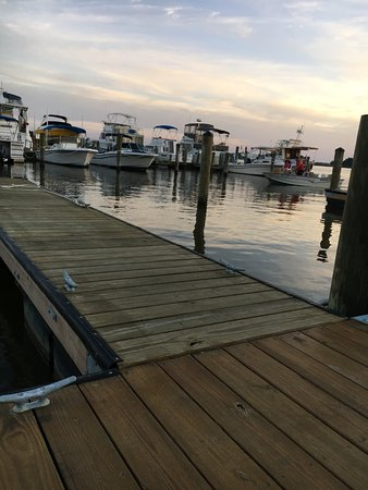 Chestertown, MD: Marina view