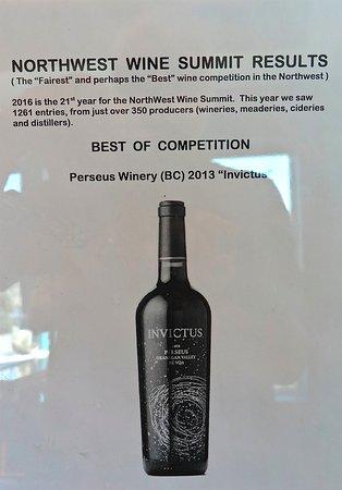Penticton, Kanada: Best of Competition