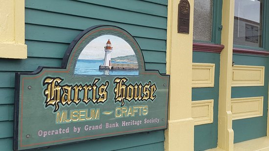 Grand Bank, Canadá: George C. Harris House - Museum of Local History