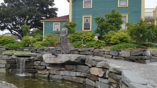 Grand Bank, Canada: George C. Harris House - Museum of Local History