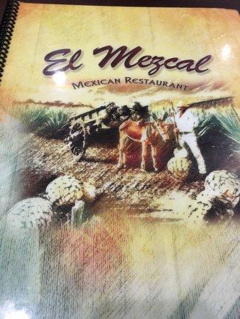 Collierville, TN: El Mezcal Mexican Restaurant