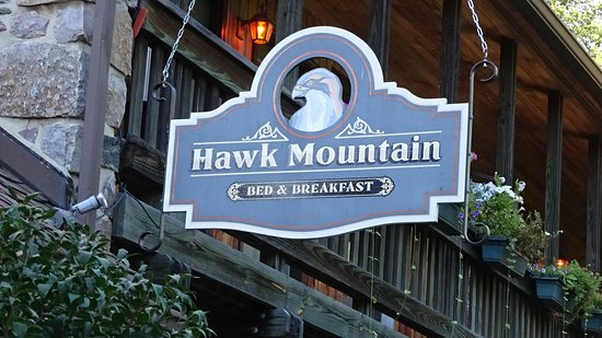 Foto de Hawk Mountain B&B