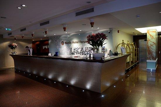 Nordic Hotel Forum: hall