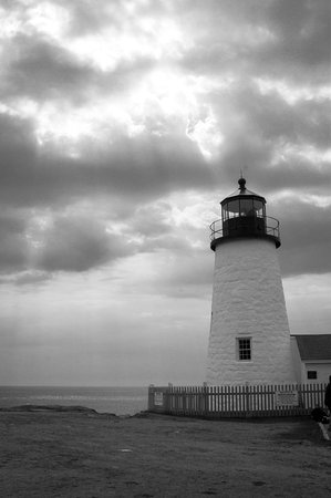 Pemaquid Point Lighthouse: perfect