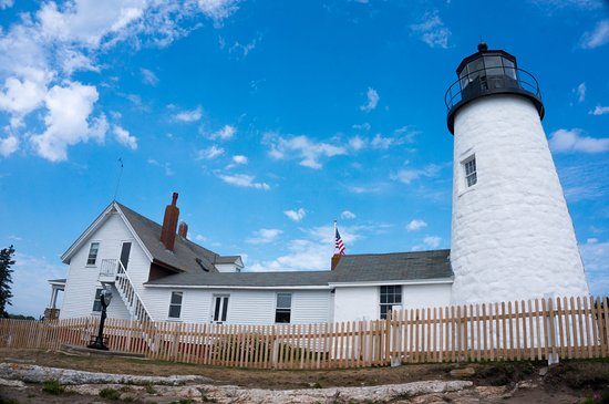 Pemaquid Point Lighthouse: awesome