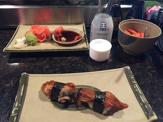 Sushi Pier Photo