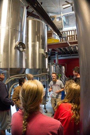 Atlantic Brewing Company: brewing 1
