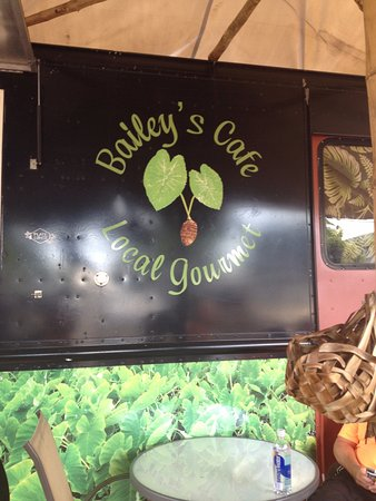 Haiku, HI: Bailey's Cafe FOOD TRUCK