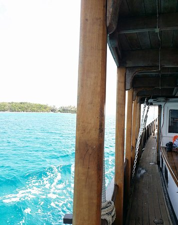 South Pacific Cruises - Coongoola Day Cruise: 20160816_112011_large.jpg