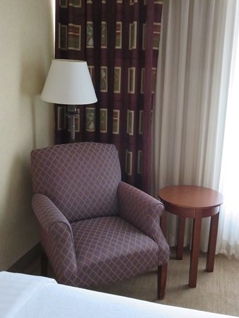 Holiday Inn Pigeon Forge: extra seating is useful