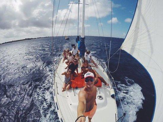 Kralendijk, Bonaire: groep