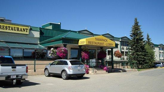 Rocky Mountain House, Canada: Tamarack Motor Inn