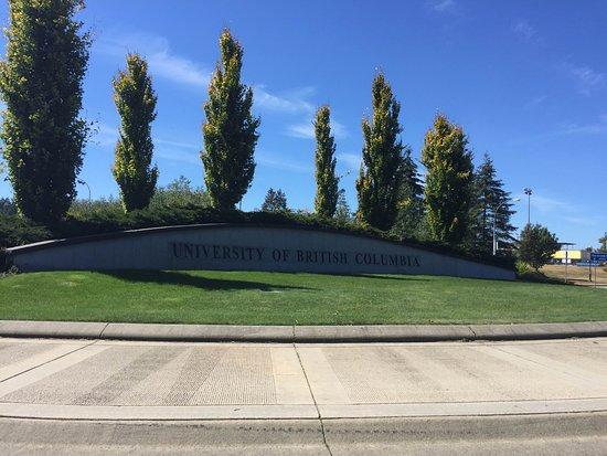 University of British Columbia: UBC