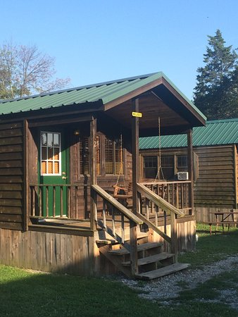 Harpers Ferry KOA: Photos from our stay