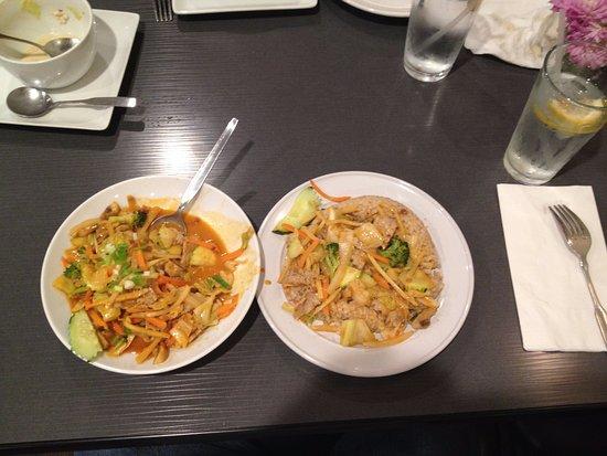 Thai Food On Colorado Blvd