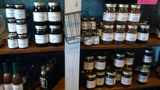 Lake Placid, Floride : Delicious Jams and Jellies