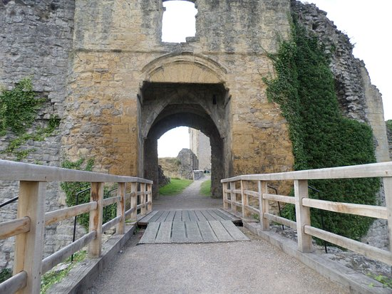 Helmsley, UK: The other bridge