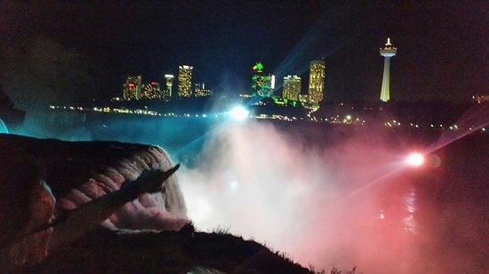 Niagara Falls State Park: 20160812_213449_large.jpg