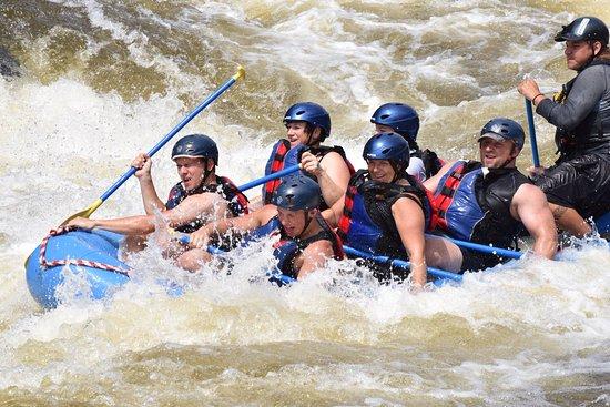 Eau Vive Rafting