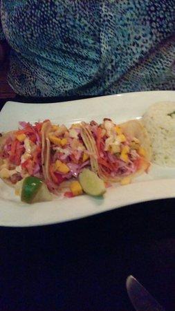 Allen, Τέξας: Blackened Cod Street Tacos...Check!