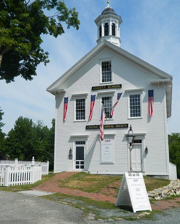 The Castine Historical Society Museum